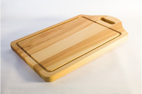 Cutting board with handle 18x28 - 25x40 cm - Mirimart Handicrafts
