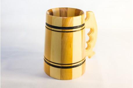 Decorative beer mug 0,6-0,9 L