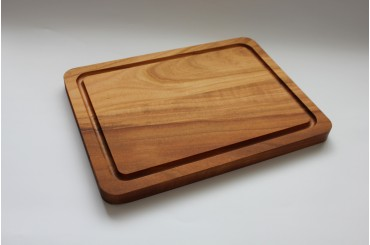 Cherry cutting board 24x32 cm
