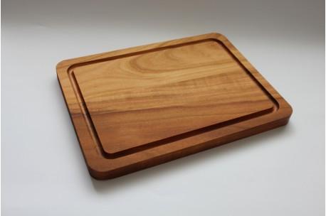 Cherry cutting board 24x32 cm